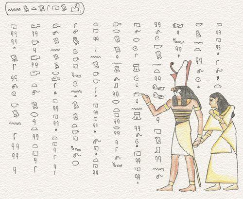 17 Best images about Egyptian Hieroglyphs on Pinterest | Beats. Alphabet and Texts