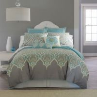 Kashmir Comforter Set- Grey Multi | Homey home | Pinterest ...