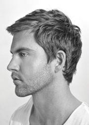 hairstyles young men mens short