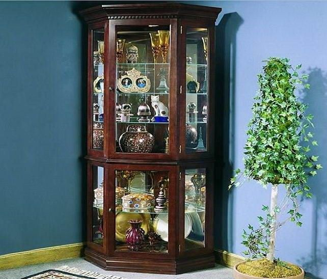 closeout living room furniture decorating a long narrow with fireplace corner cherry curio shelf glass doors - here are some ...