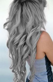 ideas grey hair