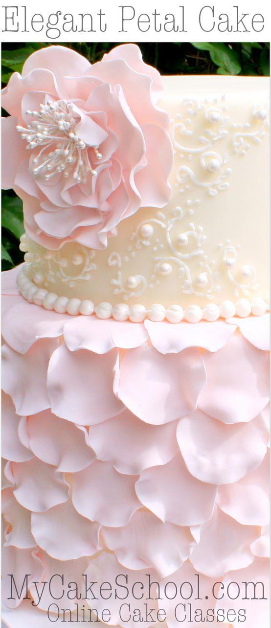 25 Best Ideas About Cake Decorating Tutorials On Pinterest Cake