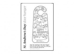 1000+ ideas about Door Hanger Template on Pinterest