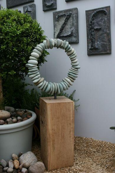 25 Best Ideas About Garden Sculpture On Pinterest Metal Garden