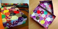 Decorated Shoe Boxes   STORAGE   Pinterest   Decorated ...