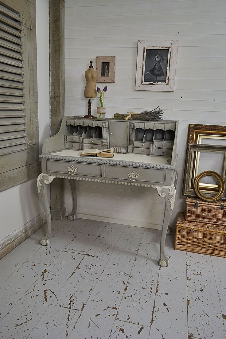 1000 images about Our Desks on Pinterest  Shabby chic