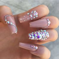 Best 25+ Bling nails ideas on Pinterest | Bling acrylic ...