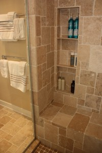 17 Best images about Travertine Tile Bathroom on Pinterest ...