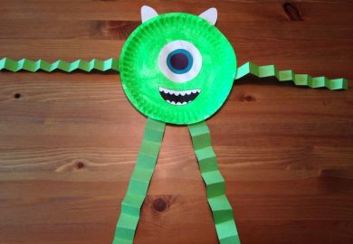 Paper Plates Crafts For Kids Ideas For Arts Crafts