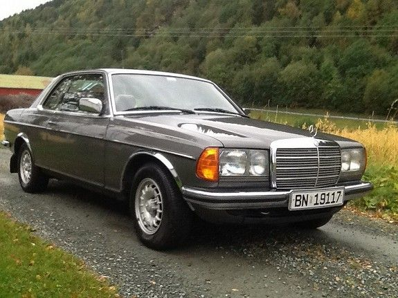 165 Best Images About Mercedes Benz W123 Coupe On