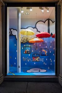 25+ best ideas about Spring window display on Pinterest