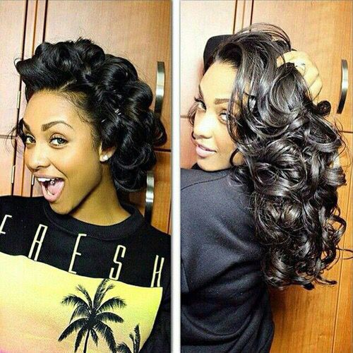 1057 Best Images About Prom Hairstyles For Black Girls On