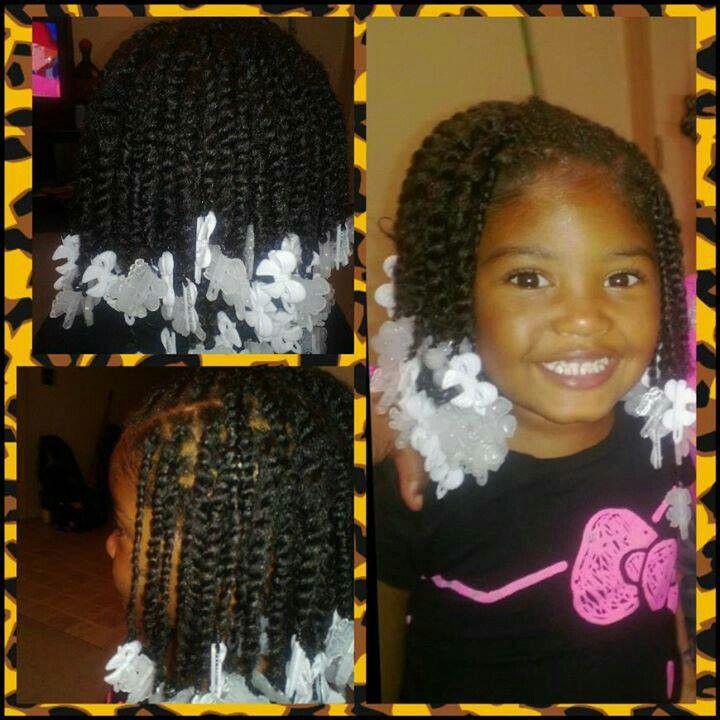 1190 Best Images About Little Black Girls Hair On Pinterest Flat