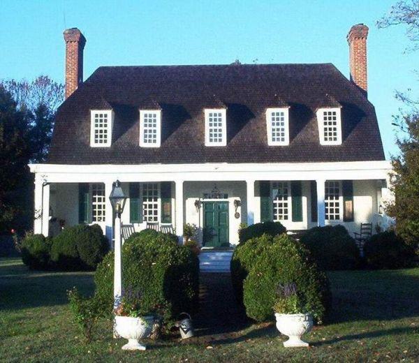 Bowling Green VA Old Mansion The preGeorgian manor