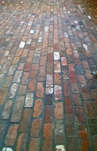 17 Best images about Reclaimed Brick Flooring on Pinterest ...