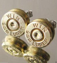 74 best images about Bullet Earrings on Pinterest | Gauges ...