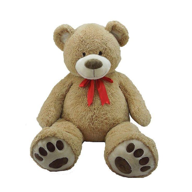 25 Best Ideas About Giant Teddy Bear On Pinterest Big