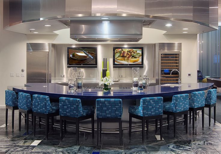 design my own kitchen custom table gourmet demonstration - rent this out for you next ...