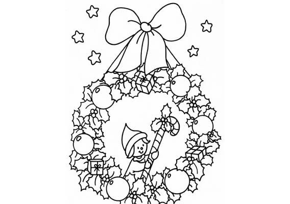 17 Best images about Christmas coloring pages on Pinterest