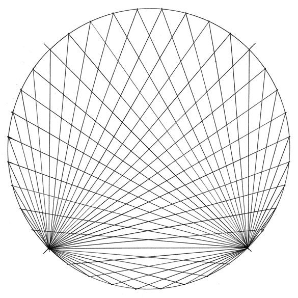 90 best images about abstract en string art on Pinterest
