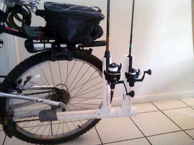 folding chair racks diy modern chairs best 25+ pvc bike ideas on pinterest