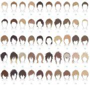 anime boy hairstyles ideas