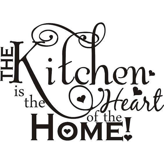 1000+ ideas about Kitchen Vinyl Sayings on Pinterest