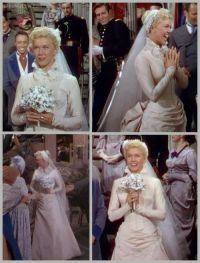 Calamity's wedding day | Doris Day | Pinterest | Wedding ...