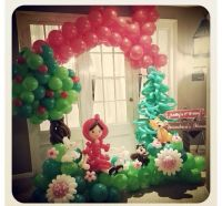 17+ images about Flower, garden balloon ideas on Pinterest ...
