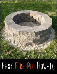 25+ best ideas about Patio fire pits on Pinterest