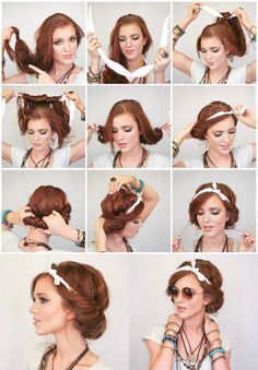 25 Best Ideas About Easy Mom Hairstyles On Pinterest Quick Hair