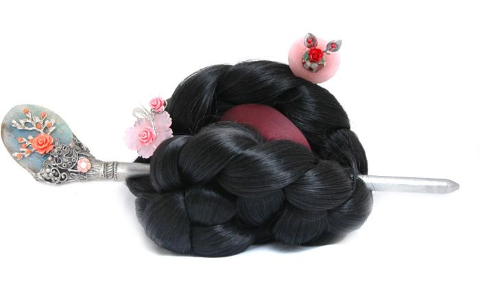 1000 Images About Korean Hair Accessories On Pinterest