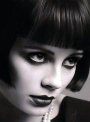 1920s short bob hairstyle 1920