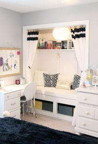 25+ best ideas about Teen girl rooms on Pinterest