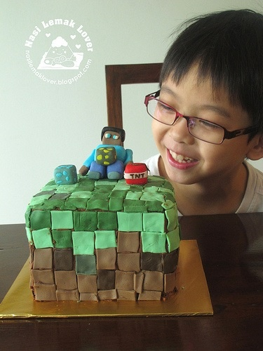 98 Best Images About Minecraft Birthday Party On Pinterest
