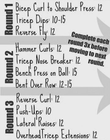 1000+ images about Weight Bench Workouts! on Pinterest