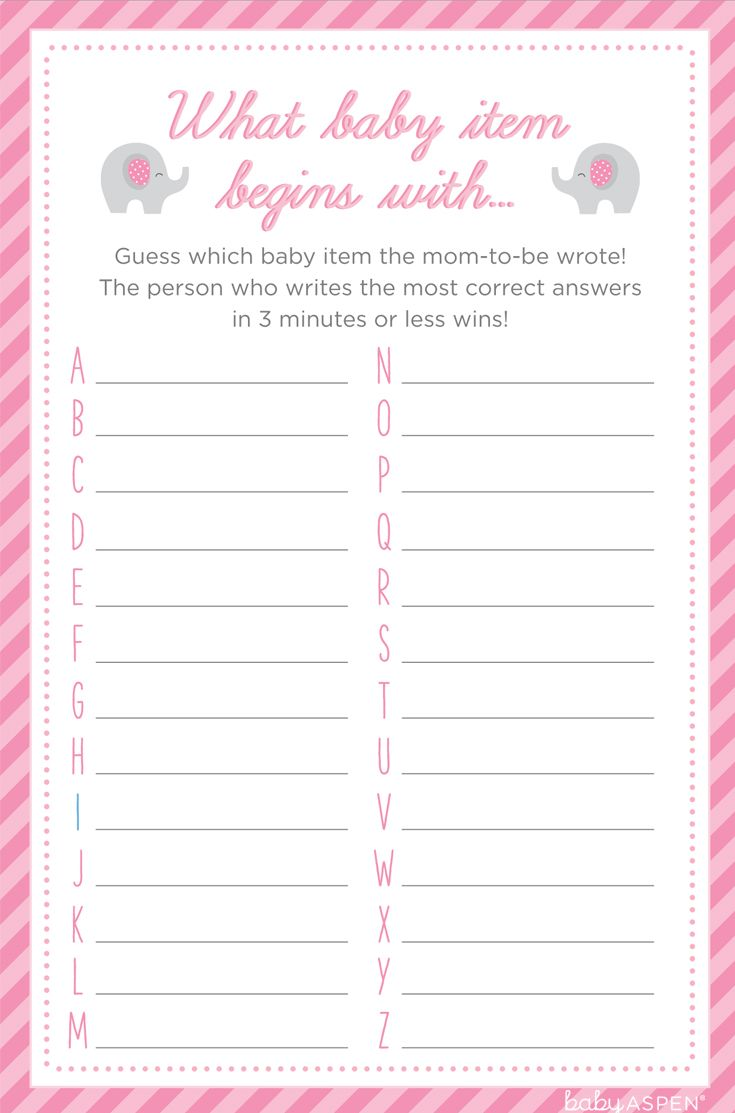 Best 20 Baby shower games ideas on Pinterest
