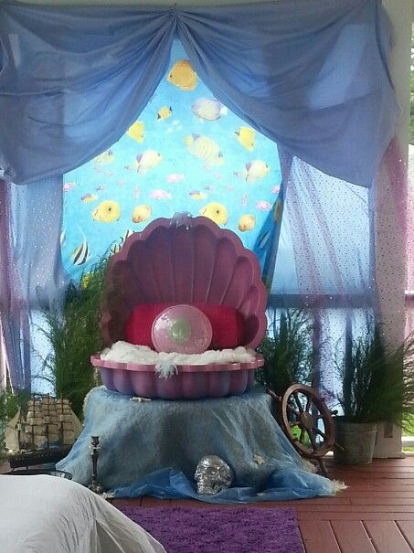 Sweet Girl Picture Wallpaper I Would Totally Get This For My Kid The Little Mermaid