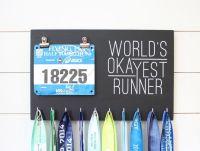 25+ best ideas about Race bib holder on Pinterest | Race ...