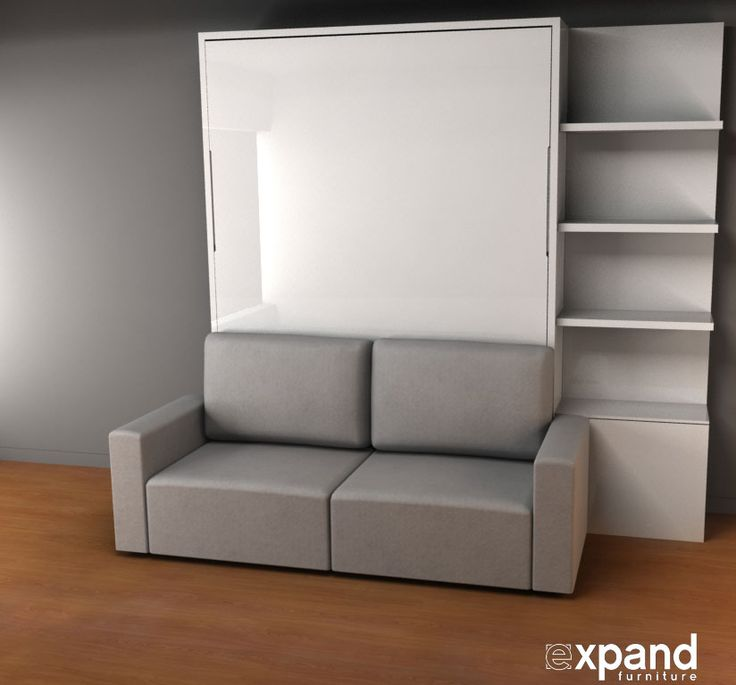 sofa murphy bed combination versailles chaise 1000+ images about hidden beds on pinterest | wall ...