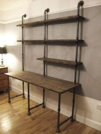 1000+ ideas about Gas Pipe on Pinterest | Pipe Shelves ...