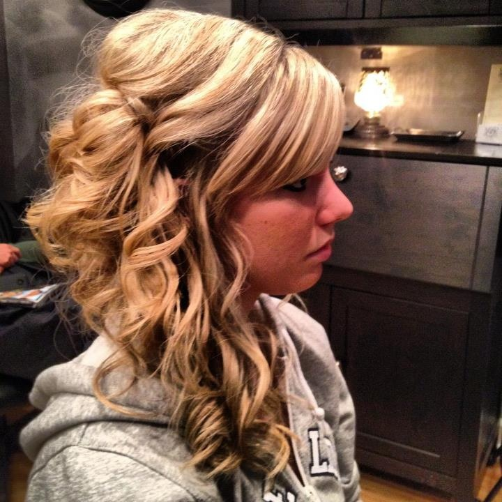 40 Best Images About Prom Hair Ideas On Pinterest Updo