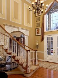 1000+ images about Foyers on Pinterest   2 story foyer ...
