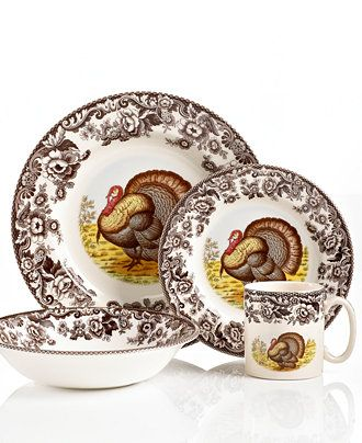 21 best images about Dinnerware: Ceramic, Thanksgiving on