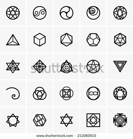 Sacred geometry Stock Photos, Images, & Pictures