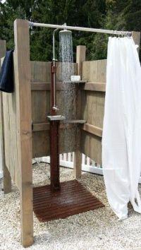 25+ Best Ideas about Outdoor Shower Enclosure on Pinterest ...