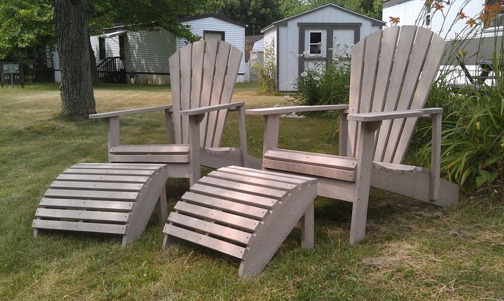 diy adirondack chair trex covers rental near me 25+ best ideas about composite chairs on pinterest | wooden garden chairs, ...