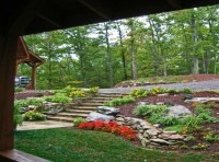 17 Best images about Tiered Retaining wall ideas on ...