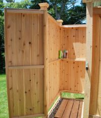 Top 25+ best Outdoor shower enclosure ideas on Pinterest ...