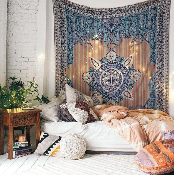 25+ best ideas about Bohemian bedrooms on Pinterest